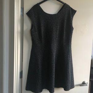 LOFT A-Line Dress NWT